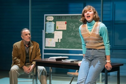 A_Letter_to_Harvey_Milk_Off-Broadway_Production_Photo_2018_Adam Heller as Harry and Julia Knitel as Barbara. Photo by Russ Rowland_HR.jpg