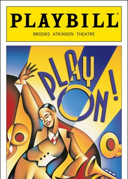 Play On! Playbill - Opening Night, March 1997