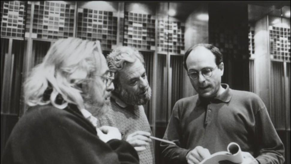 Phil Ramone, Stephen Sondheim, James Lapine