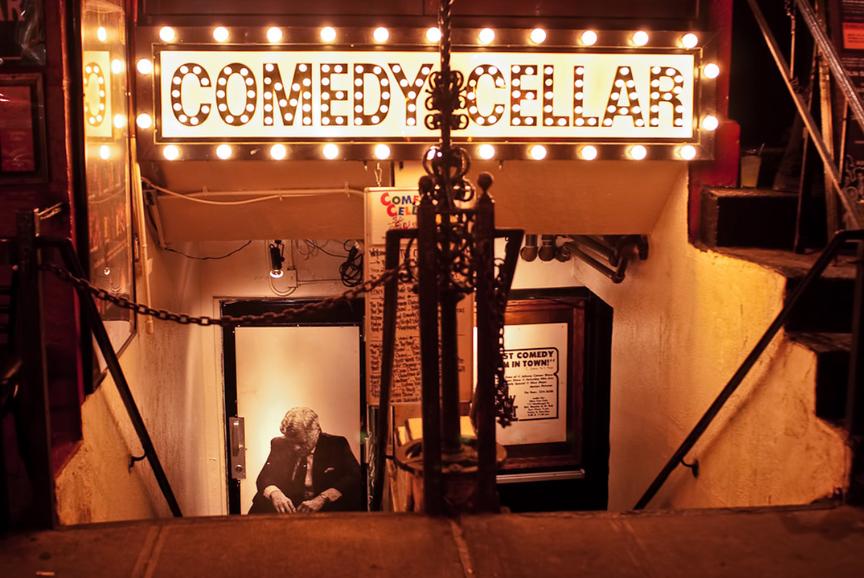 A photo of Comedy Cellar