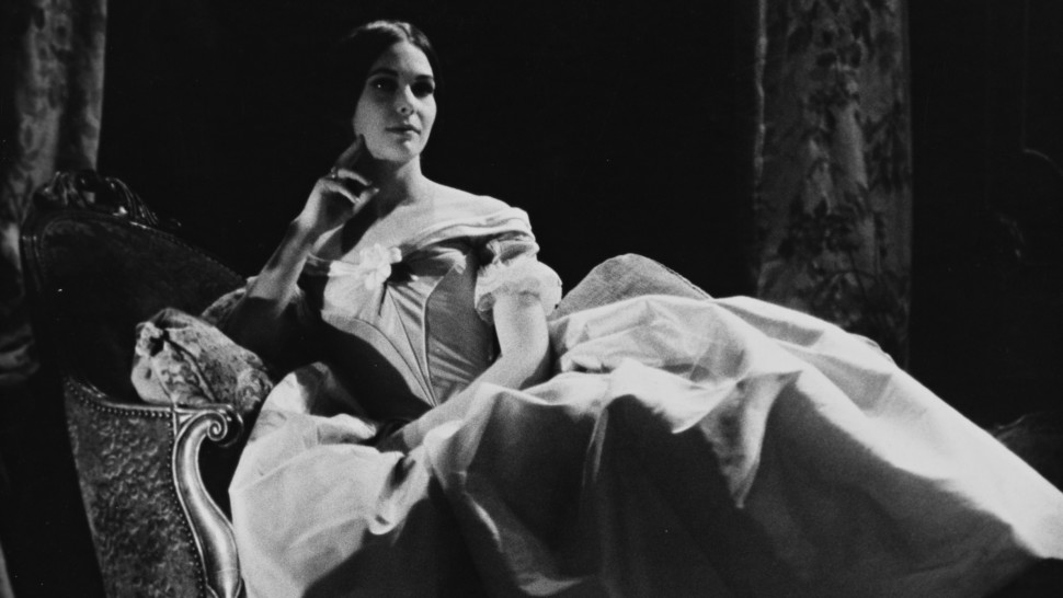"""Susan Strasberg in <i>The Lady of the Camellias</i>""""><figcaption> <span class="""